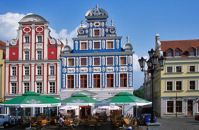 Szczecin. Przeprowadzki i transport są ważną usługą w tym mieście.